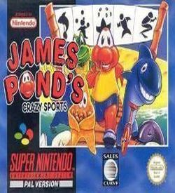 James Pond's Crazy Sports ROM
