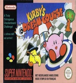 Kirby's Dream Course .zst ROM