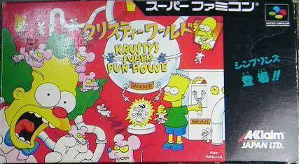 Simpsons, The - Krusty's World