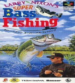 Larry Nixon's Super Bass Fishing ROM