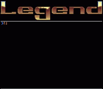 Legend - SNDS Info, Incredible Hulk Walkthru (PD)