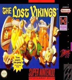 Lost Vikings, The (Beta) ROM