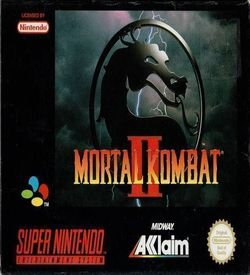Mortal Kombat II (Anthrox Beta Hack) ROM