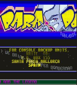 Paradox (PD) ROM
