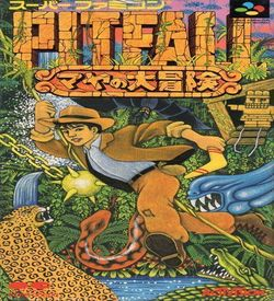 Pitfall - Maya No Daibouken ROM