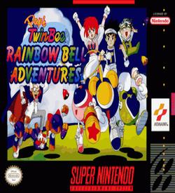 Pop 'N' Twinbee - Rainbow Bell Adventure ROM