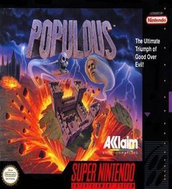 Populous ROM