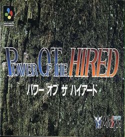 Power Of The Hired ROM