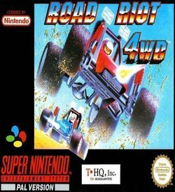 Road Riot 4WD (3850) ROM