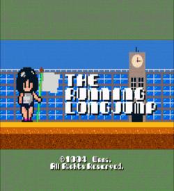 Running Long Jump (PD) ROM
