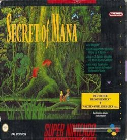 Secret Of Mana ROM