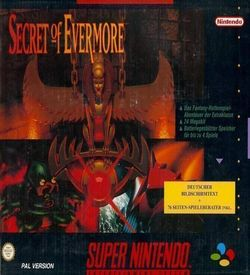 Secrets Of Evermore ROM
