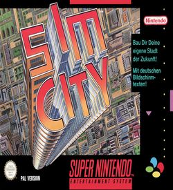 Sim City ROM