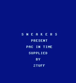 Sneakers Intro (PD) ROM