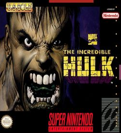 SNES Hulk Program (Hack) ROM