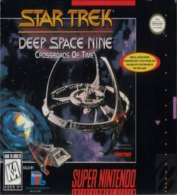 Star Trek - Deep Space Nine - Crossroads Of Time (Beta) ROM