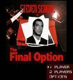 Steven Seagal Final Option Demo, Rsp, Inc (Beta) ROM