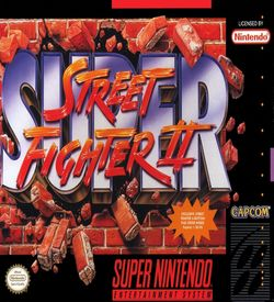 Super Street Fighter 2 - Turbo Picture Show (PD) ROM