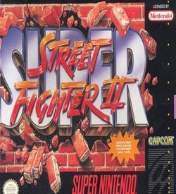 Street Fighter II Lightning Edition USA (Hack) ROM