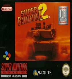 Super Battletank (V1.0) ROM