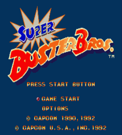 Super Buster Brothers (V1.0) ROM