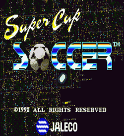 Super Cup Soccer ROM