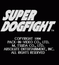 Super Dogfight ROM