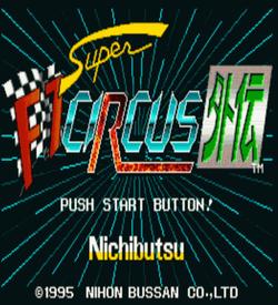 Super F1 Circus Gaiden ROM
