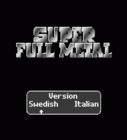 Super Full Metal (SW) (Beta) ROM