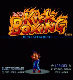 Super Kick Boxing ROM