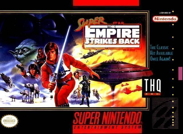 Super Star Wars - Empire Strikes Back (V1.0)
