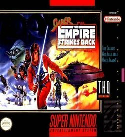 Super Star Wars - Empire Strikes Back (V1.0) ROM