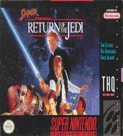 Super Star Wars - Return Of The Jedi (LucasArts) ROM