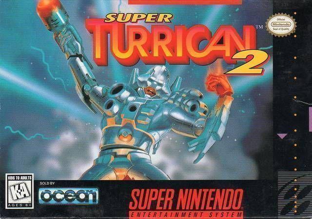 Super Turrican 2 (6949)