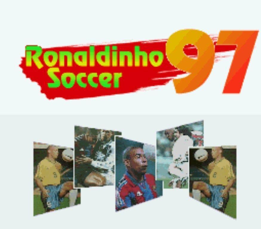 Superstar Soccer 2 - Ronaldinho 97