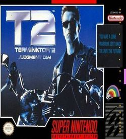 Terminator 2 - Judgment Day (Beta) ROM