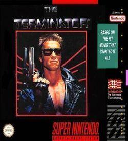 Terminator, The (Beta) ROM