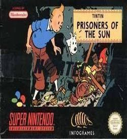 Adventures Of Tintin, The - Prisoners Of The Sun ROM