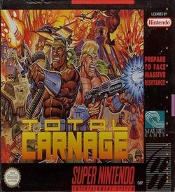Total Carnage [a1] ROM