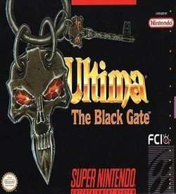 Ultima VII - The Black Gate (Beta) ROM