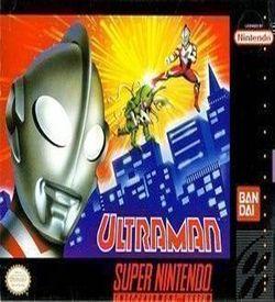 Ultraman - Towards The Future ROM