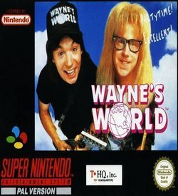 Wayne's World ROM