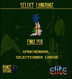 World Cup Striker (Beta) ROM