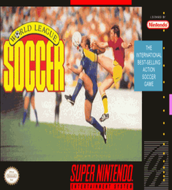 World League Soccer ROM