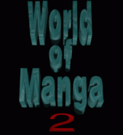 World Of Manga 2 (PD) ROM