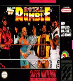 WWF Royal Rumble ROM