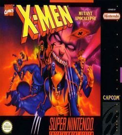 X-Men - Mutant Apocalypse ROM