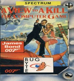 007 - A View To A Kill (1985)(Domark) ROM