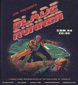 Blade Runner (1988)(Zafiro Software Division)[re-release] ROM