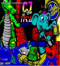 CJ's II - In The USA (1991)(Codemasters) ROM